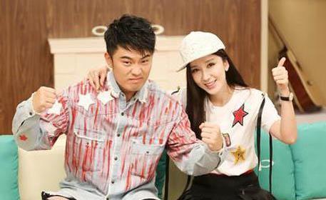 娄艺潇和陈赫是什么关系,娄艺潇和陈赫演的电视剧