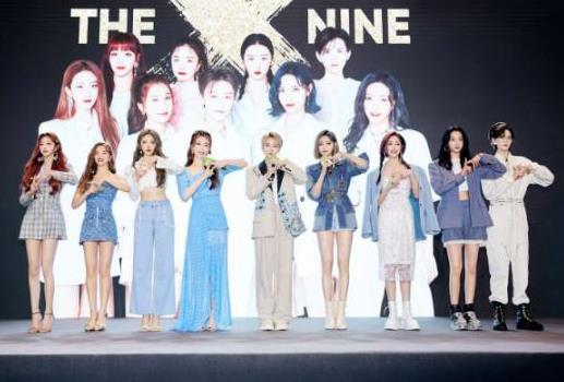 中国最火的组合歌手排名,硬糖少女303热度爆表