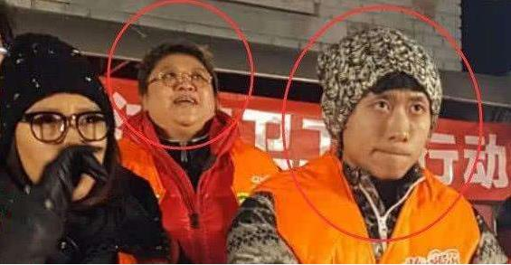 韩红和张一山