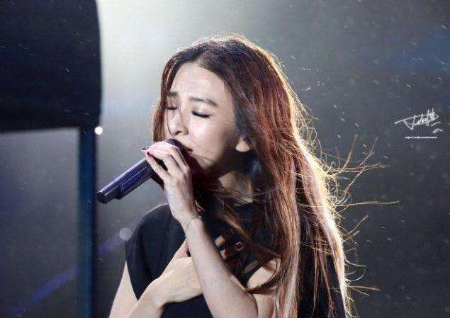 田馥甄唱爱的可能林俊杰哭了是哪一期