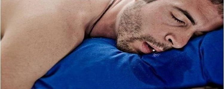 睡觉流口水什么原因怎么治疗