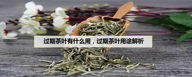 过期茶叶有什么用,过期茶叶用途解析