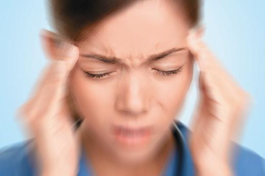 女人经常头疼5个原因,该如何缓解