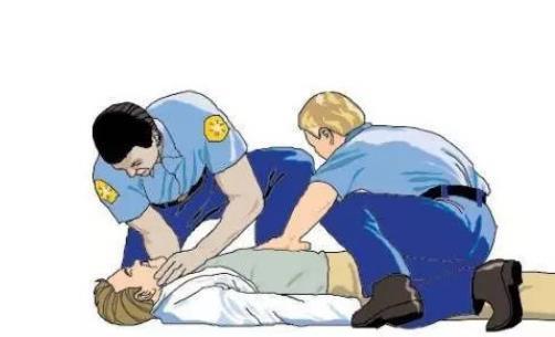 猝死怎么救治,发生猝死的急救流程